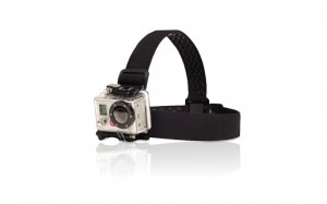 GoPro Hero Outdoor Edition with Headstrap