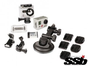GoPro Hero 2 - Motorsports Edition