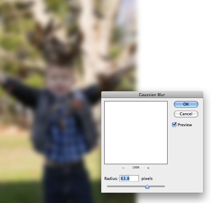 Gaussian Blur Filter